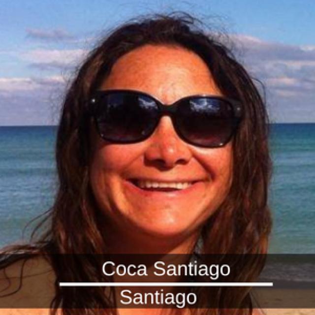 Coca Santiago