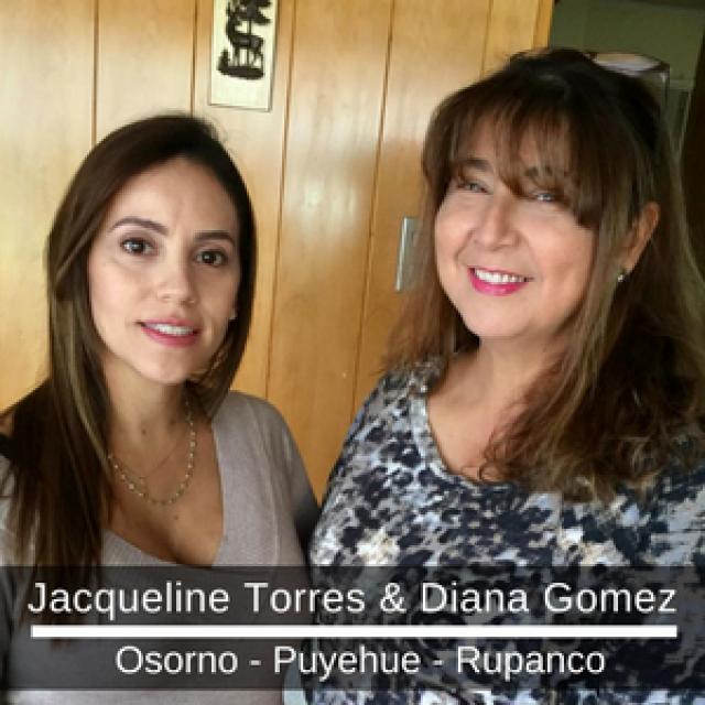 Jacqueline Torres & Diana Gomez