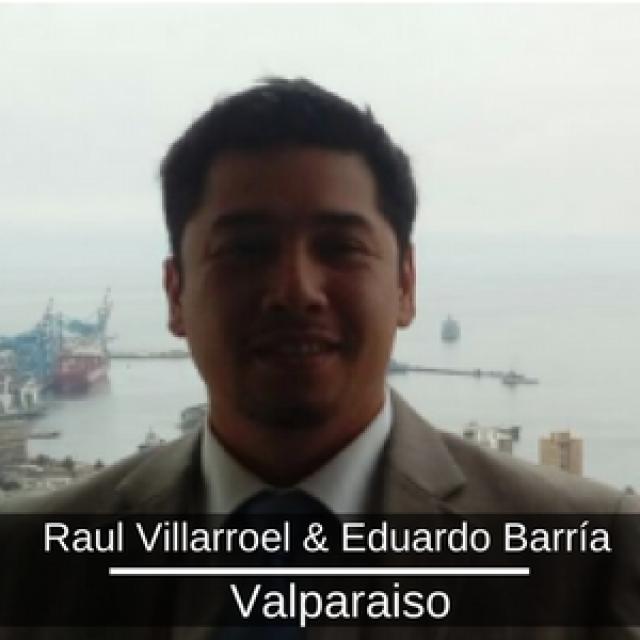 Raúl Villarroel & Eduardo Barria