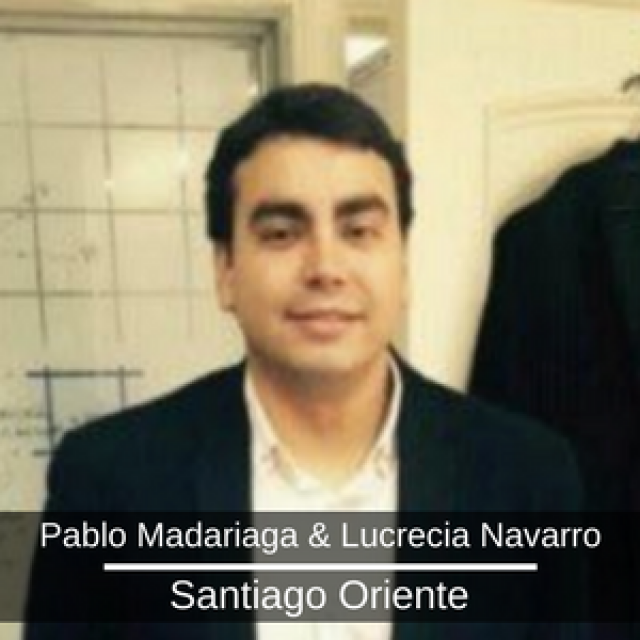 Pablo Madariaga & Lucrecia Navarro